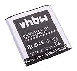 vhbw batería 2100mAh(3.8V) para Smartphone, Telefono, Celular Samsung Galaxy S4 Zoom, S4 Zoom LTE, SM-C101, SM-C1010, SM-C105 por B740, B740AC, B740AE