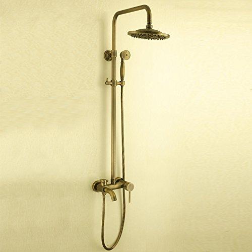doccia-set-doccia-rame-vintage-set-rubinetti-pioggia-cosparso-rosa-bagno