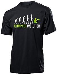 KLEMPNER EVOLUTION - Cooles Fun T-Shirt Herren S-XXL