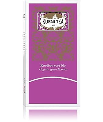Kusmi Tea - Recharge 25 sachets Rooibos vert pour coffrets
