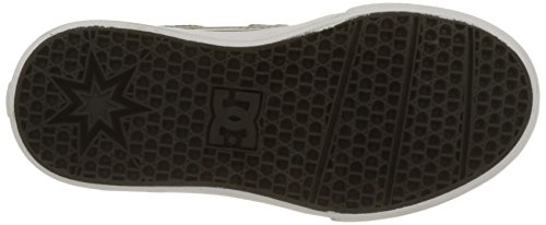 DC Shoes - Trase V, Basse Bambino Multicolore (Black/grey)