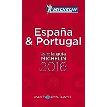 MICHELIN Espagna & Portugal 2016: Hotels & Restaurants (MICHELIN Hotelführer)
