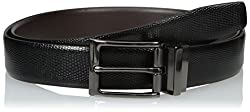 Van Heusen Mens Big-tall Mens Big and Tall Reversible Traveler Leather Dress Belt