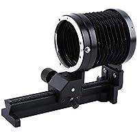 Tosuny Fuelles de Extensión Macro Accesorio de Enfoque para Canon EOS EF Mount Focus Camera