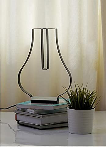 GBT Barre de lampe de table Salon Décoration lampe LED Lampe de table de chevet Chambre à coucher Creative Vase lampe, B? Lampes LED, lumière chaude, éclairage Blanc, lustres, Lampes de lumières d'intérieur, extérieur, Lampes de mur?