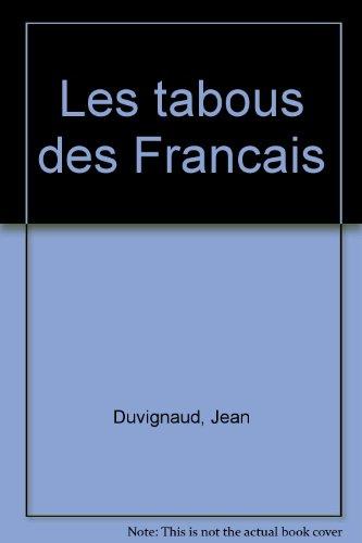 Les Tabous des Français