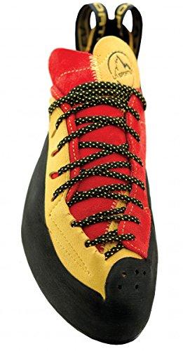 La Sportiva Red/Yellow