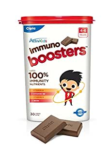 Activkids Immuno Boosters for 4 to 6 Years, 360g (30 Count)
