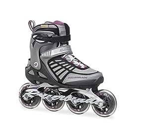 Roller Blade Patines macro Blade 84 W negro/Violeta claro