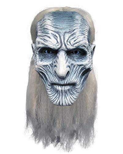 e Walker Maske der weißen Wanderer ()