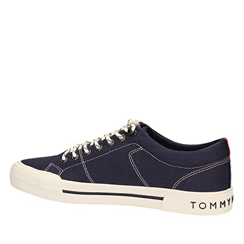 Tommy Hilfiger H2285arlow 2d, Sneaker Basses Homme Navy