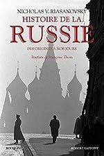 Histoire de la Russie de Nicholas V. RIASANOVSKY
