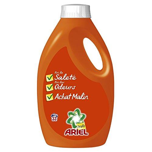 ariel-simply-lessive-liquide-regulier-33-lavages-2145-l-lot-de-2