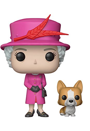 Pop Royal Family Queen Elizabeth II Vinyl Figure (Royal Queen Elizabeth)