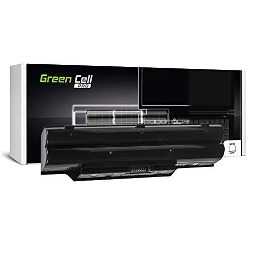 Green Cell® FPCBP250 Laptop Akku für Fujitsu LifeBook A530 A531 AH530 AH531 (PRO - Samsung Zellen 5200mAh)