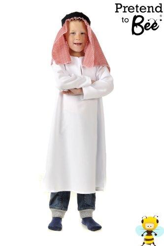 Kinder arabische islamische Nahen Osten Multi kulturellen Kostüm 3-5 Jahre