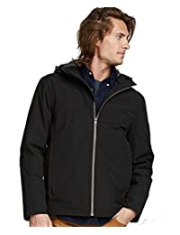 Timberland Herren Dv Rgd Mt Packble Jk Regenmantel: Amazon