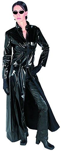 e Trinity Kostüm für Damen, Größe:L (Matrix Trinity Kostüm)