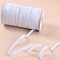 Gummikordel weich ca 2 mm Ø mittlere Zugkraft 3 Meter in Weiß