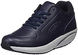 MBT Damen Mbt-1997 Classic W Leather Winter Sneakers, Blau (Navy 12n), 40 EU