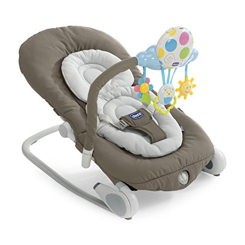Chicco Balloon Hamaca bebe plegable gris