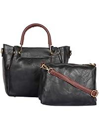 KEZITASKA Women Top Handle Satchel Handbags Shoulder Bag Tote Purse Messenger Bags