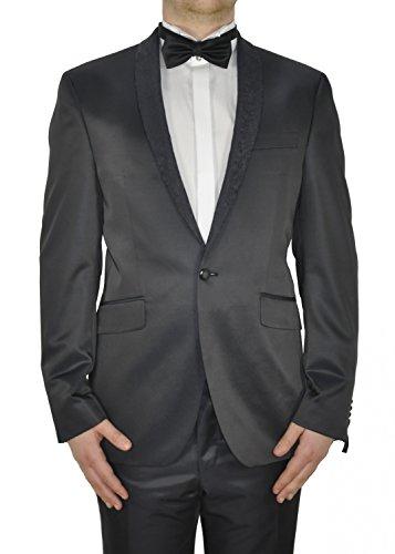 Michaelax-Fashion-Trade -  Blazer  - Basic - Maniche lunghe  - Uomo Blau (38)