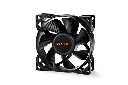 be quiet! Pure Wings 2 Ventilateur de Boîtier 92 mm Noir