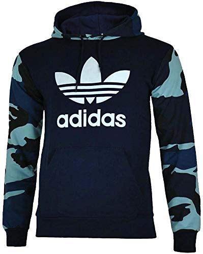 Adidas Camo OTH Hoody Collegiate Navy M