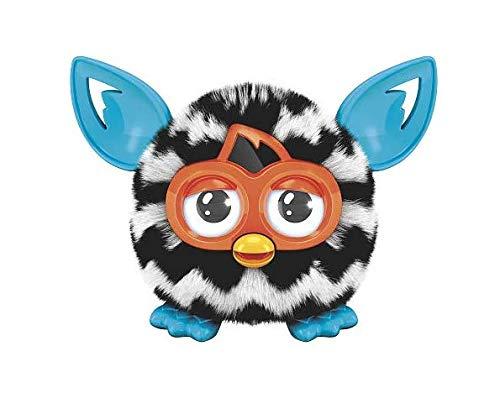 Furby Furbling Zebra Zig-Zag Blanco Negro Versión Española