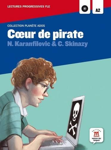 Collection Planète Ados. Coeur de pirate + CD (Fle - Planete Ados) por Nathalie Karanfilovic