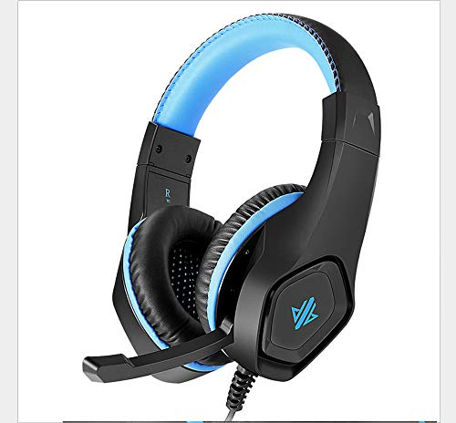 Computer Headset Headset Kabelgebundenes Headset Professionelles Gaming-Headset Ps4 Xbox-Headset -