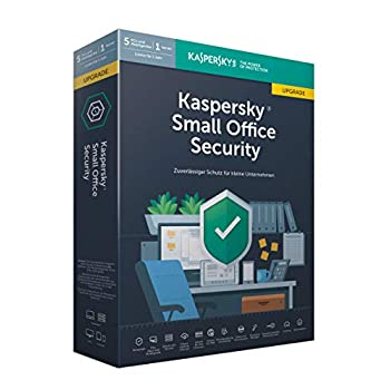 Kaspersky Small Office Security Upgrade (5 User). Für Windows 7/8/10