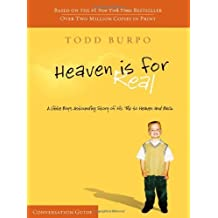 [Heaven Is for Real Conversation Guide]Heaven Is for Real Conversation Guide BY Burpo, Todd(Author)Paperback