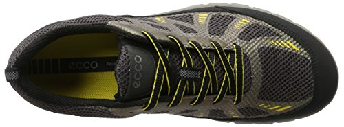 Ecco Terratrail, Chaussures Multisport Outdoor Homme Multicolore (59489black/slate/bamboo)