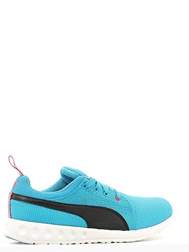 Puma Carson Runner, Chaussures de Running Compétition Mixte Adulte Bleu