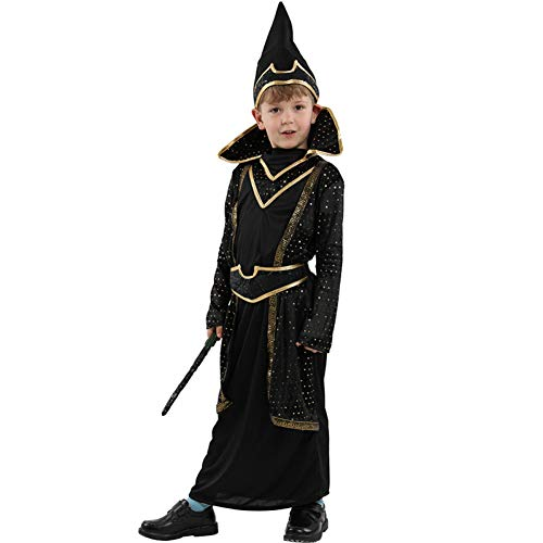 Ferien Tanz Performance Kostüm - WANSHENGJIE Halloween Kleid Halloween Cosplay Kostüm