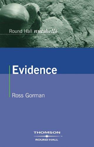 Evidence Nutshell