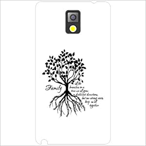 Printland Designer Back Cover for Samsung Galaxy Note 3 N9000 Case Cover
