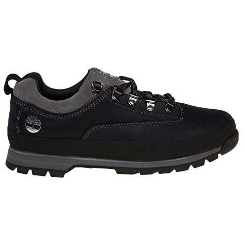 Hombre Azules Eurohiker Cordones Zapatos Con Timberland Baja wq7tgzwEH