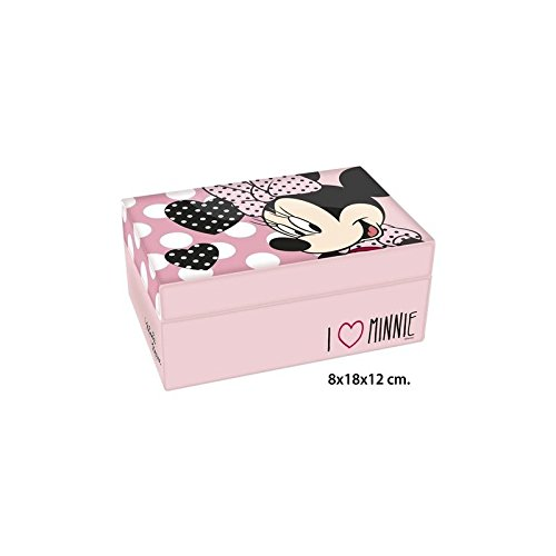 JOYERO-CARTN-DISNEY-MINNIE-18X12X8CM