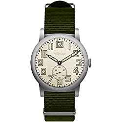 Wartime watch USAF Bombardier (Replica historic watch from the US Air Force II World War II pilots)