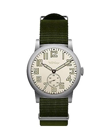 Montre Wartime USAF Bombardier (Réplique historique de la montre de l'aviation USA II Guerre Mondiale)