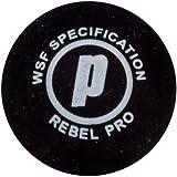 Prince Rebel Double Dot Squash Ball