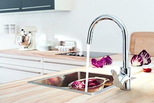 GROHE Eurostyle Armatur für die Küche chrom, 31482002 - 3