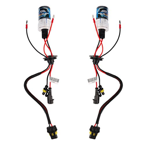 Generic 1 Pair HID Xenon Car Auto Headlight Light Lamp Bulb Bulbs H1 6000K 12V 55W  available at amazon for Rs.630