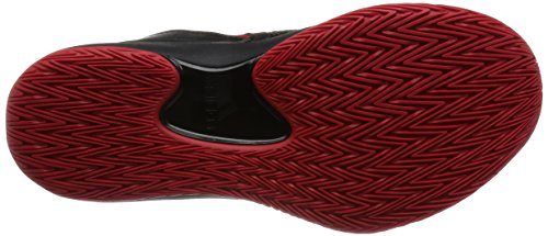adidas D Rose 773 V, Scarpe da Basket Unisex – Bambini Nero (Core Black/scarlet/dark Grey)