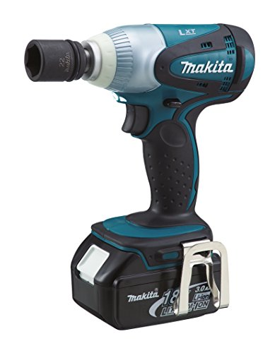 Preisvergleich Produktbild Makita BTW251RFJ Akku-Schlagschrauber 230 Nm 18 V, 2 Akkus und Ladegerät im Makpac