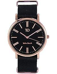 Tailor Dutch Watch RGB Negero