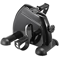 Pinty Mini Exercise Bike Portable Pedal Exerciser Gym Fitness Leg & Cardio Training w/LCD Display Compact Design